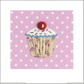 Catherine Colebrook - Grandma Baker Cake Kunstdruck