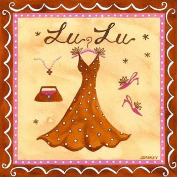 Lu Lu Kunstdruck