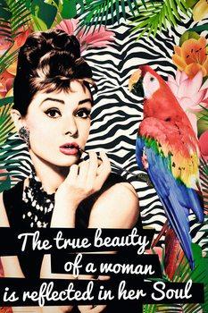 Poster Radio Days - Audrey