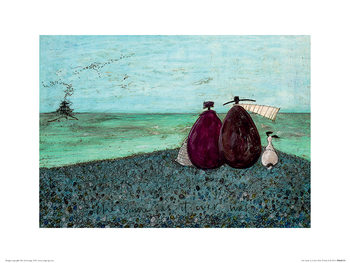 Poster Sam Toft - The Same as it Ever Was