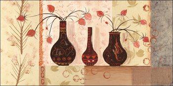 Vase 3 Kunstdruck