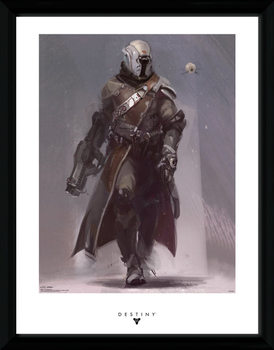 Destiny - Warlock rám s plexisklem