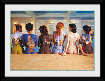 Pink Floyd - Back Catalogue rám s plexisklem