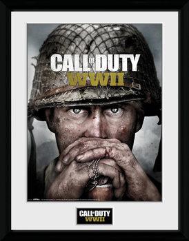 Call Of Duty: Stronghold - WWII Dogtags Zarámovaný plagát