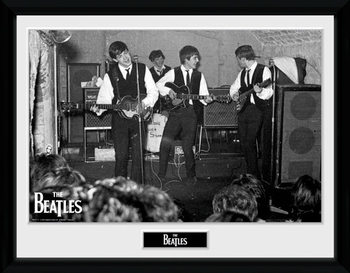 The Beatles - The Cavern 3 rám s plexisklom