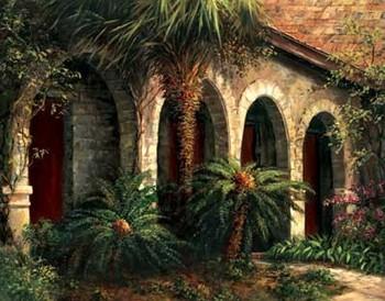 SAGO ARCHES Festmény reprodukció
