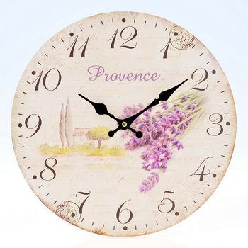 Design Clocks - Lavender Sežana