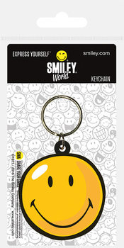 Schlüsselanhänger Smiley - World Face