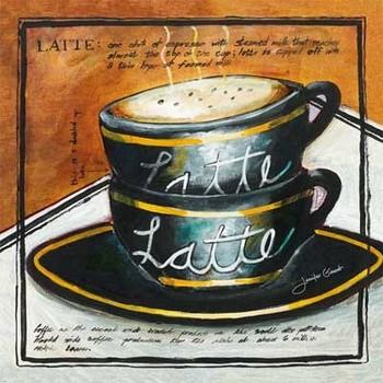 LATTE - Stampe d'arte