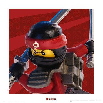 Lego Ninjago Movie - Kai Crop - Stampe d'arte