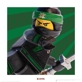 Lego Ninjago Movie - Lloyd Crop - Stampe d'arte