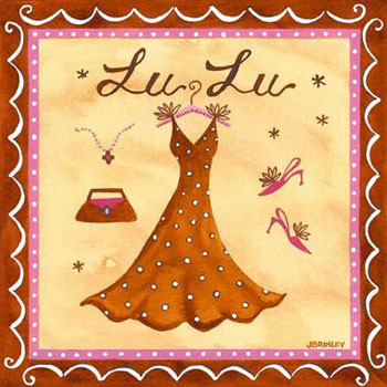 Lu Lu - Stampe d'arte