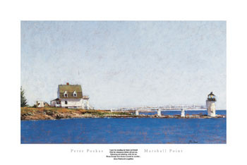 MARSHALL POINT - Stampe d'arte