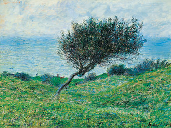 Seacoast at Trouville - Stampe d'arte