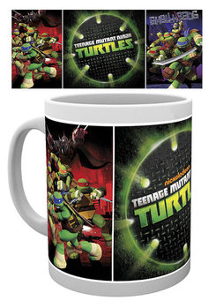 Teenage Mutant Ninja Turtles - Grid Tasse