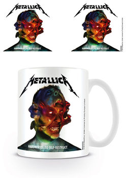 Taza Metallica - Hardwired Album