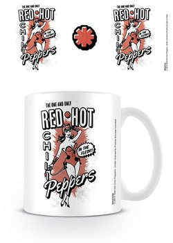 Taza Red Hot Chili Peppers - Devil Girl