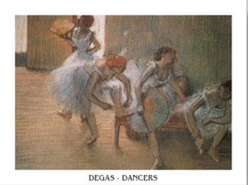 In the Dance Studio, 1897 Tisak