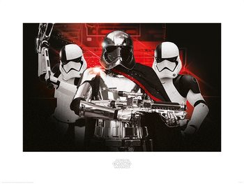 Star Wars The Last Jedi - Stormtrooper Team Tisak