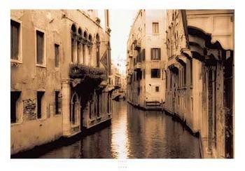 Venice Canal Tisk