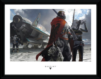 Destiny - Guardians uokvirjen plakat-pleksi