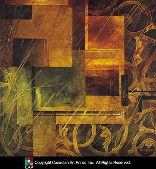 Visual Patterns I Festmény reprodukció
