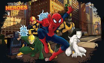 Spiderman Marvel Poster Mural