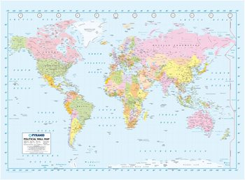 World Map - Political