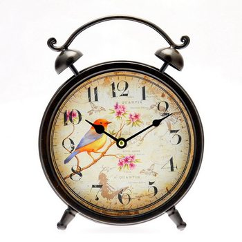 Design Clocks - Bird Zegar