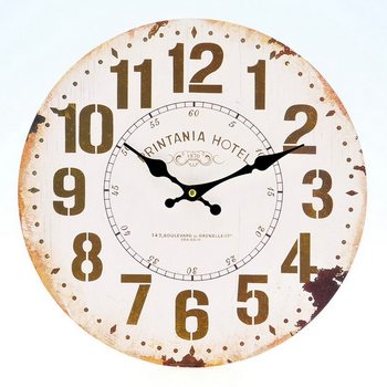 Design Clocks - Printania Hotel Zegar