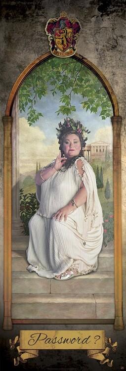 Αφίσα πόρτας Harry Potter - The Fat Lady