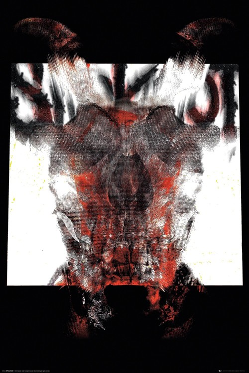 Αφίσα Slipknot - Album Cover 2019