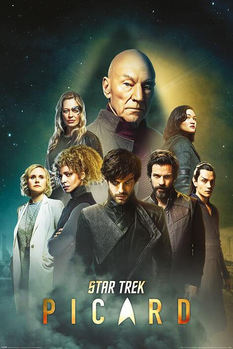 Αφίσα Star Trek: Picard - Reunion