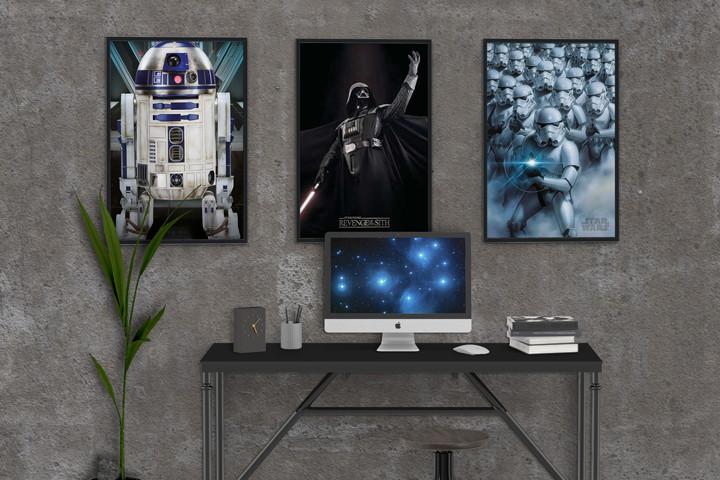 Αφίσα Star Wars - Stormtroopers