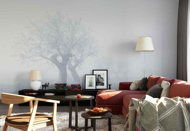 Ταπετσαρία τοιχογραφία  Foggy Sunday