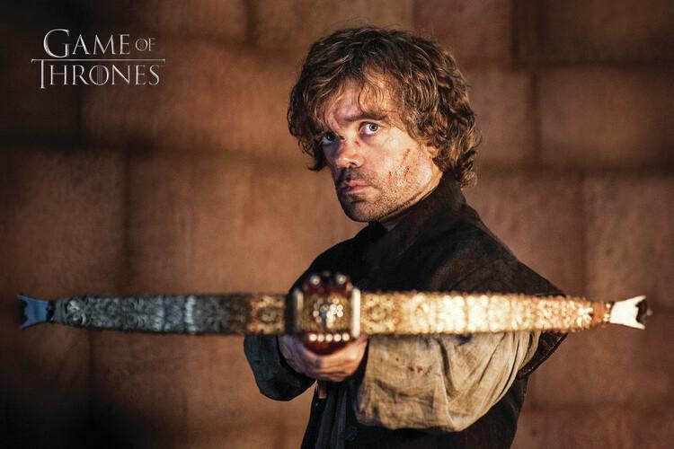 Ταπετσαρία τοιχογραφία Paihnidi tou stemmatos  - Tyrion Lannister