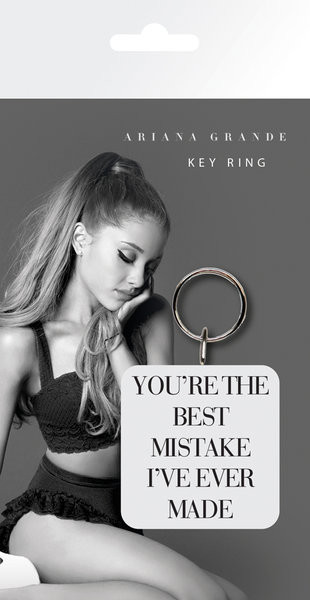 Ariana Grande - Best Mistake Брелок