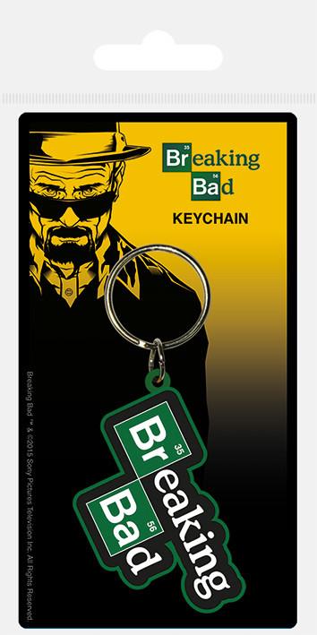Breaking Bad - Logo Брелок