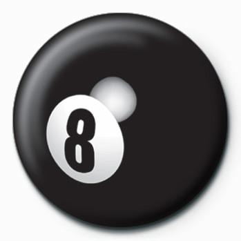 8 Ball Значки за обувки