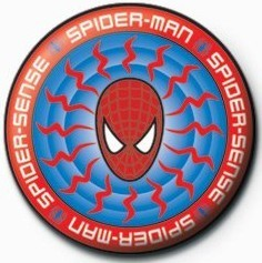 SPIDERMAN - SENSES Значки за обувки