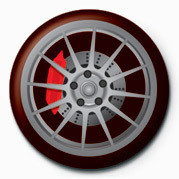 Wheel Значки за обувки