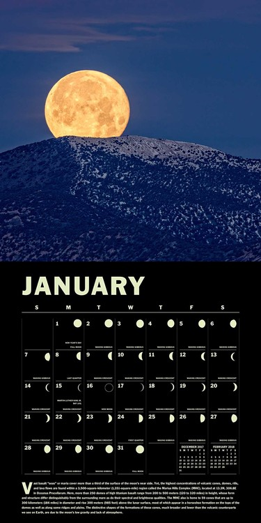 Fullmåne Kalender 2020