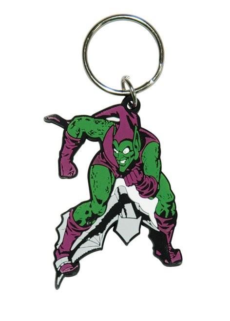 MARVEL - green goblin Ключодържатели - гумени