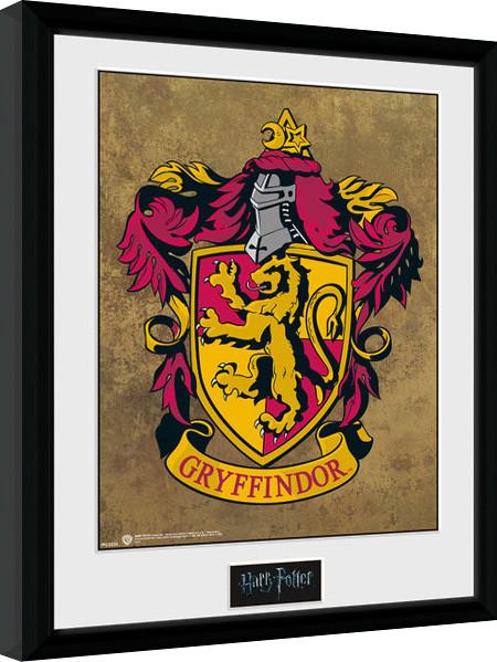 Harry Potter Gryffindor Obramleni Plakati Kupiti Na