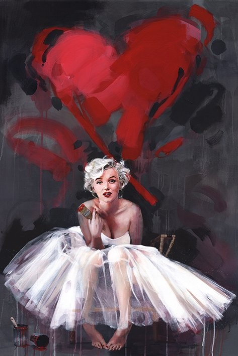 Плакат James Paterson - Paint