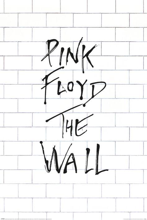 Плакат Pink Floyd - The Wall