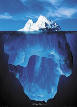 Hidden depths Плакат