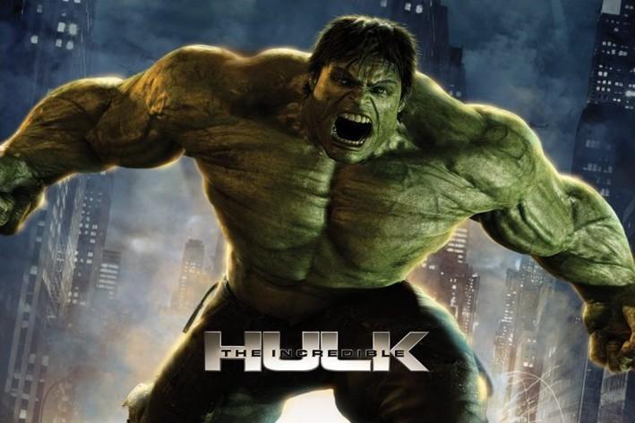 HULK - Roar Плакат