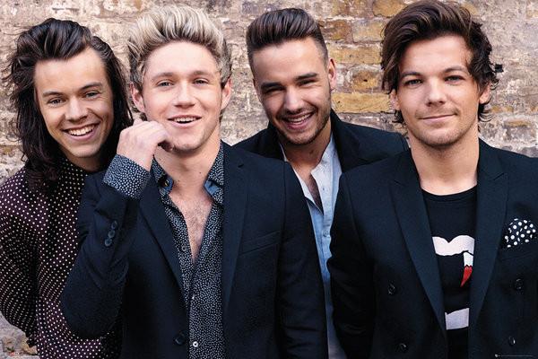 One Direction - Wall Плакат