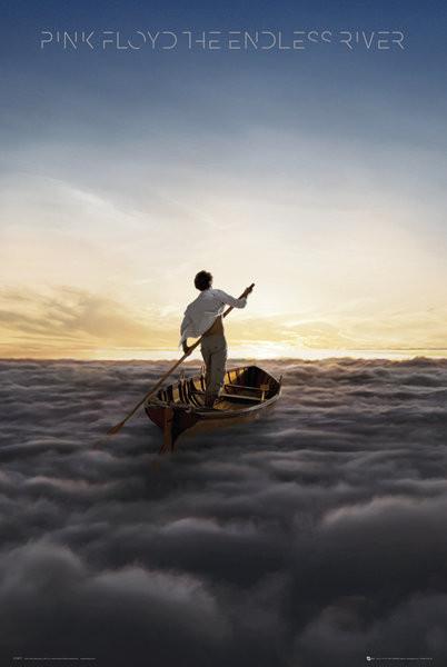 Pink Floyd - The Endless River Плакат